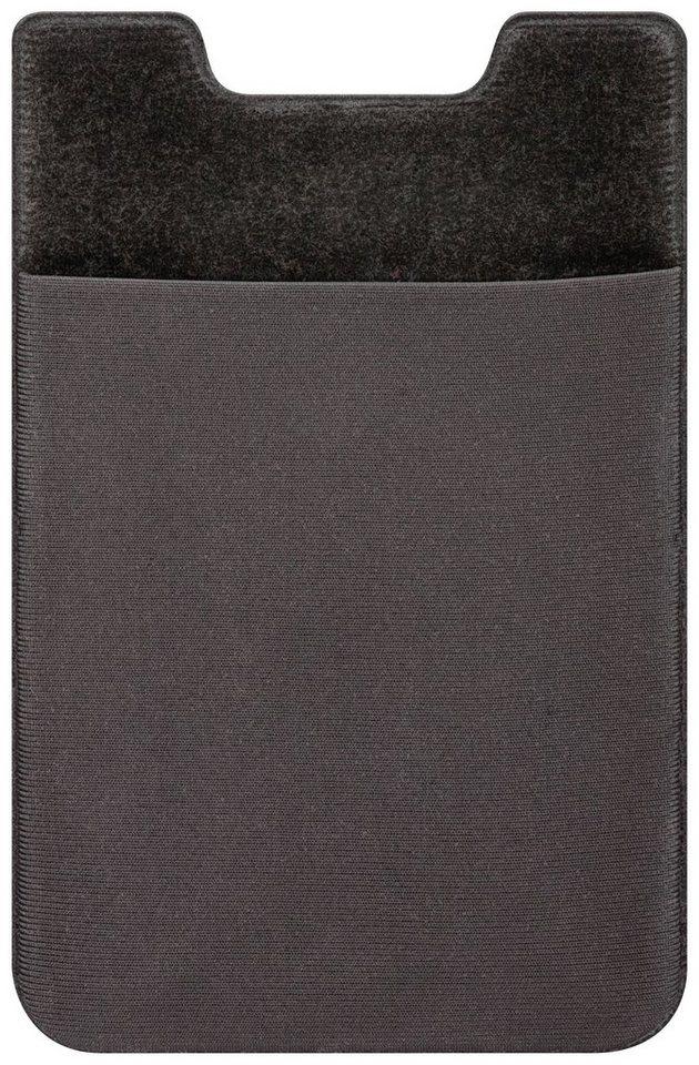 goobay Smartphone-Tasche »für Kredit/Visitenkarten« in schwarz