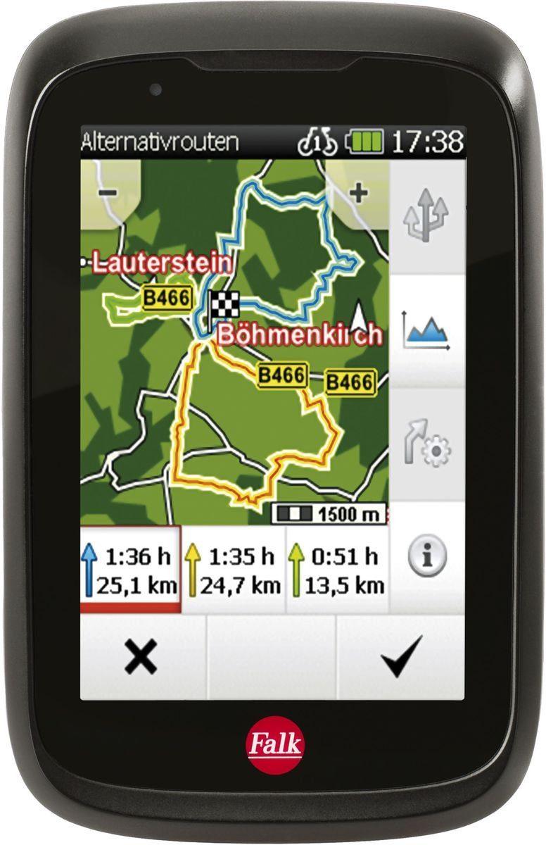 Falk Outdoor-Navigationsgerät »TIGER GEO«