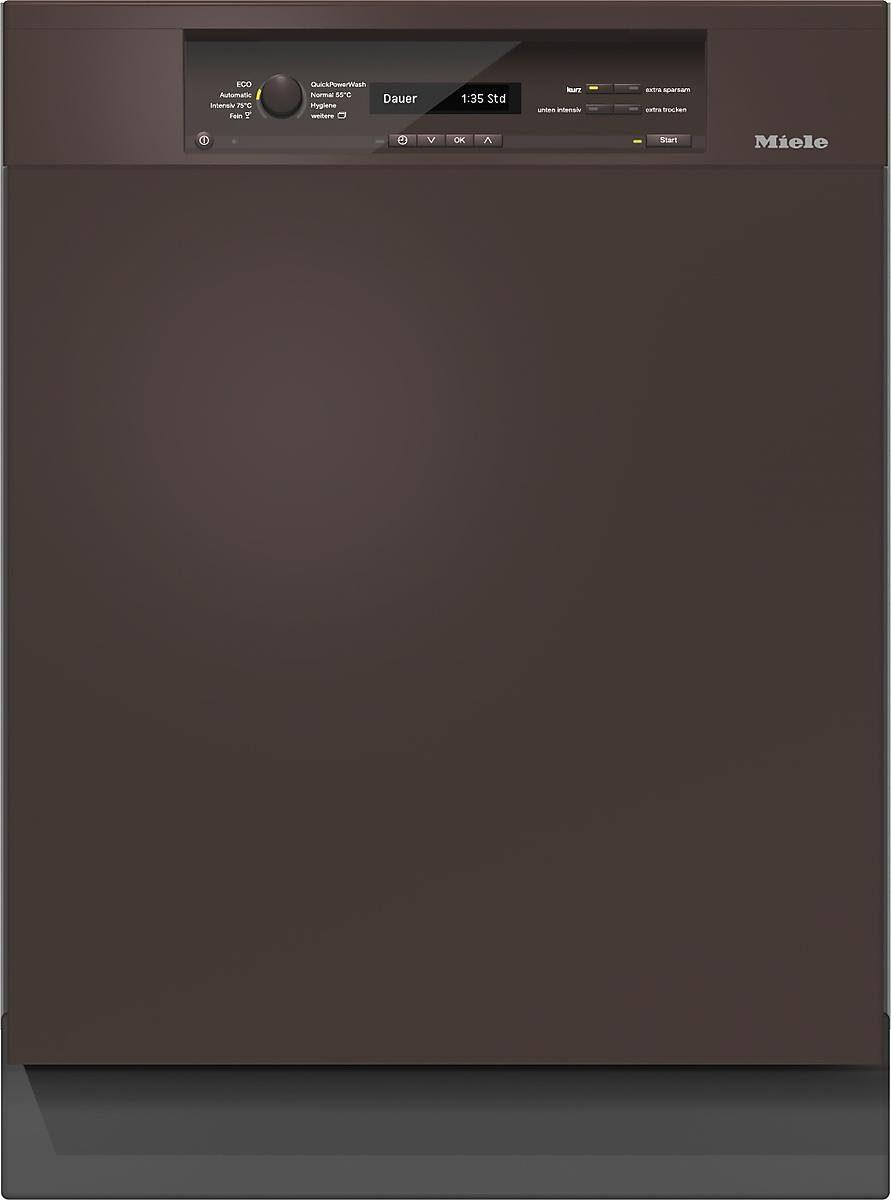 MIELE Teilintegrierbarer Geschirrspüler G 6840 SCi HVBR, A+++, 9,9 Liter, 14 Maßgedecke