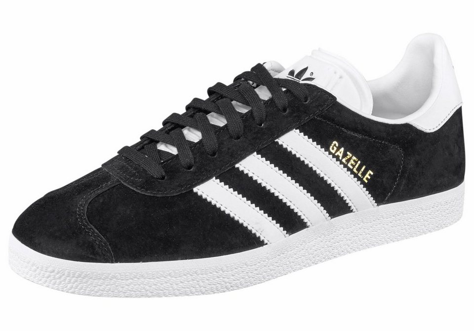 adidas Originals »Gazelle« Sneaker in schwarz