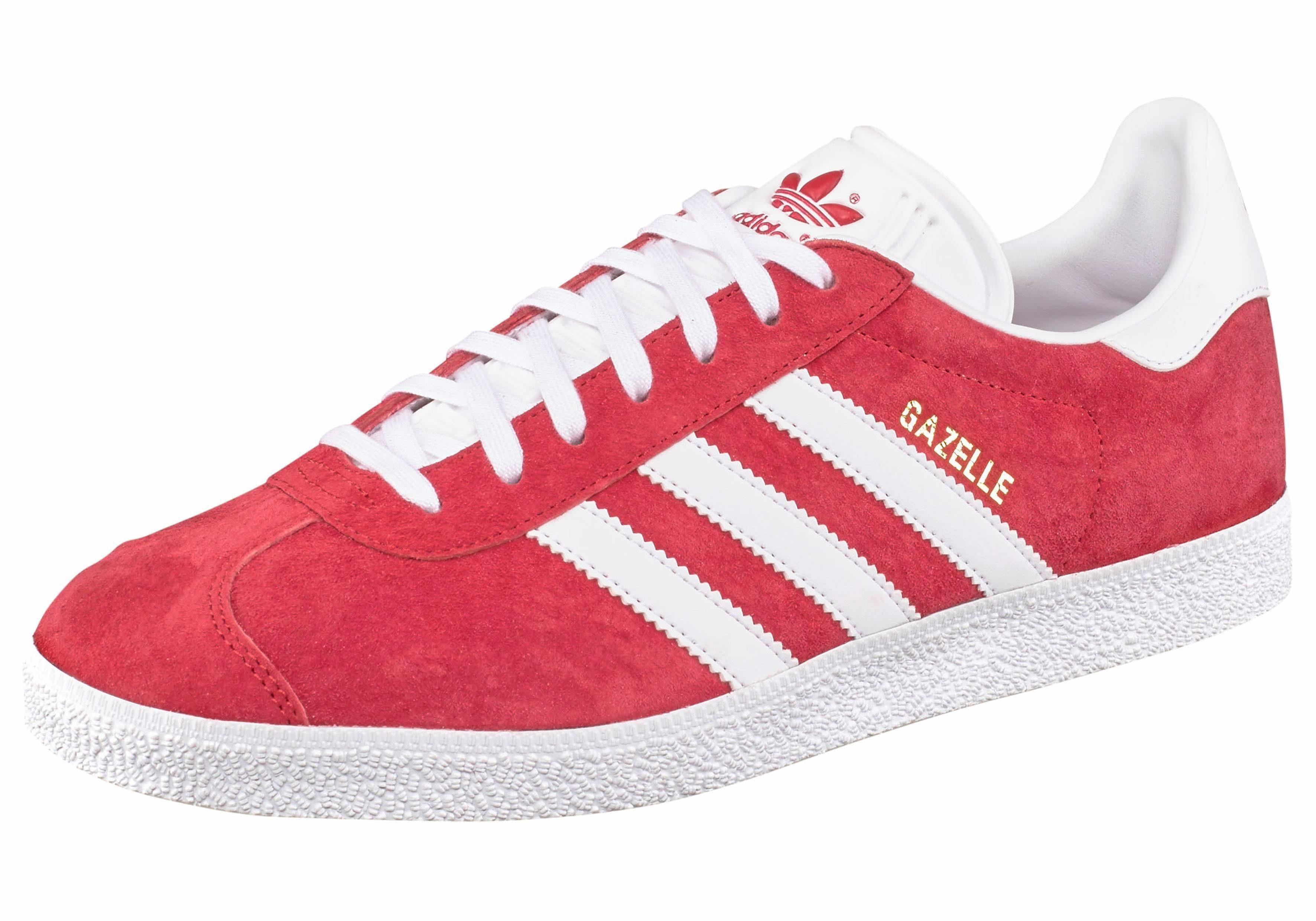 adidas Originals Gazelle U Sneaker online kaufen  rot