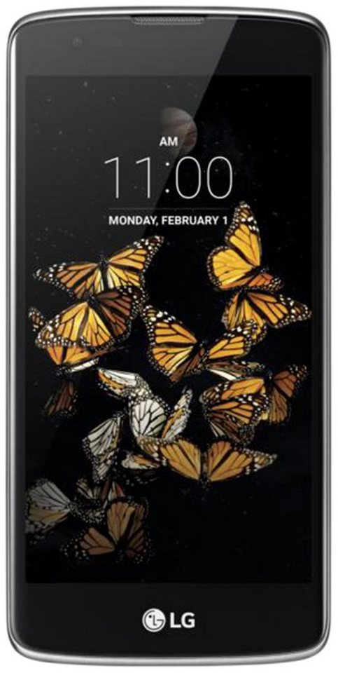 LG K8 Smartphone, 12,7 cm (5 Zoll) Display, LTE (4G), Android 6.0 (Marshmallow), 8,0 Megapixel, NFC - Preisvergleich