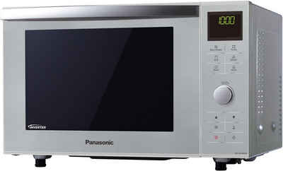 Panasonic Mikrowelle NN-DF385MEPG, Grill, Ober-/Unterhitze, 23 l