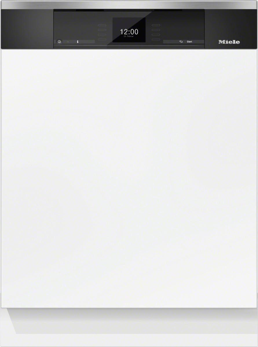 MIELE Teilintegrierbarer Geschirrspüler G 6920 SCi EDST/CLST, A+++, 9,9 Liter, 14 Maßgedecke