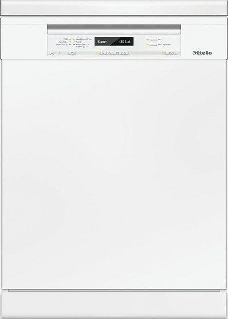 Küchengroßgeräte - Miele Standgeschirrspüler, G 6730 SC BRWS, 9,7 l, 14 Maßgedecke  - Onlineshop OTTO