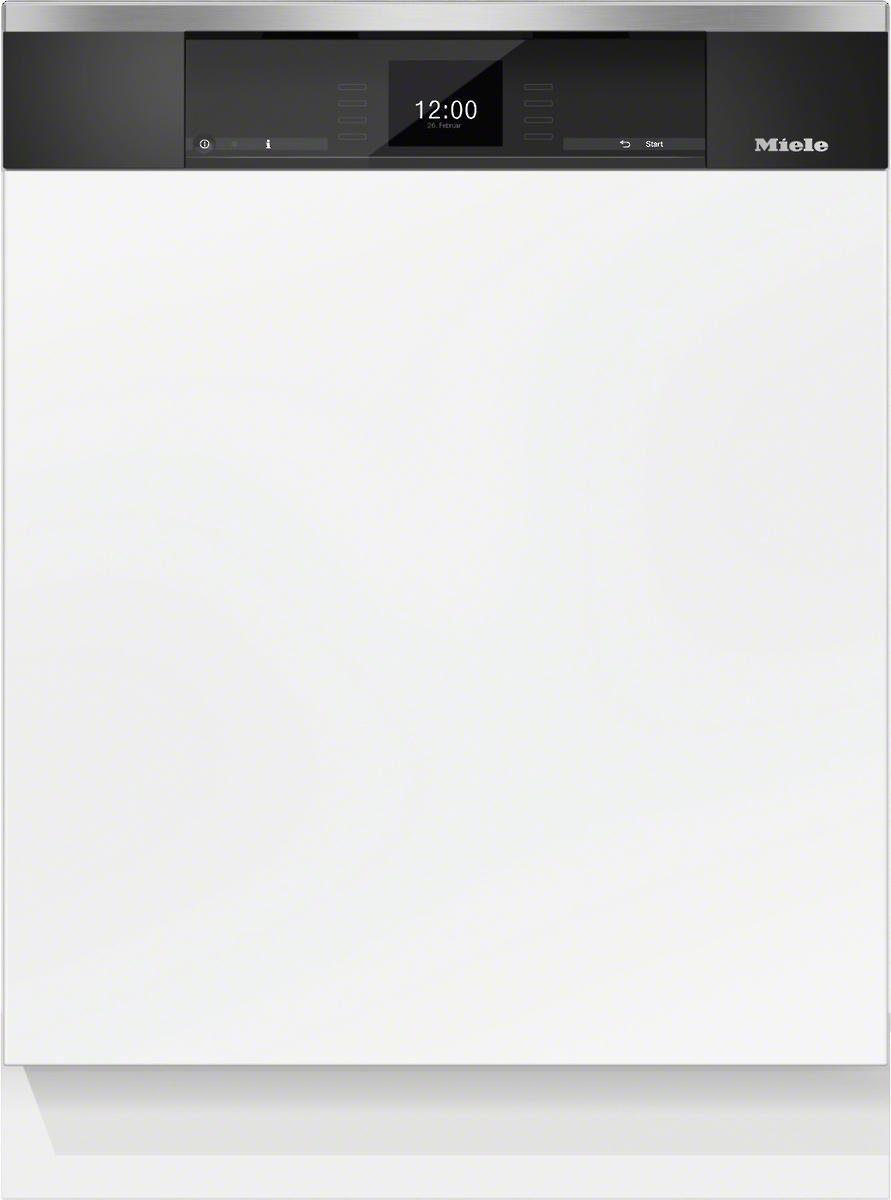 MIELE Teilintegrierbarer Geschirrspüler G 6925 SCi XXL EDST/CLST, A+++, 9,9 Liter, 14 Maßgedecke