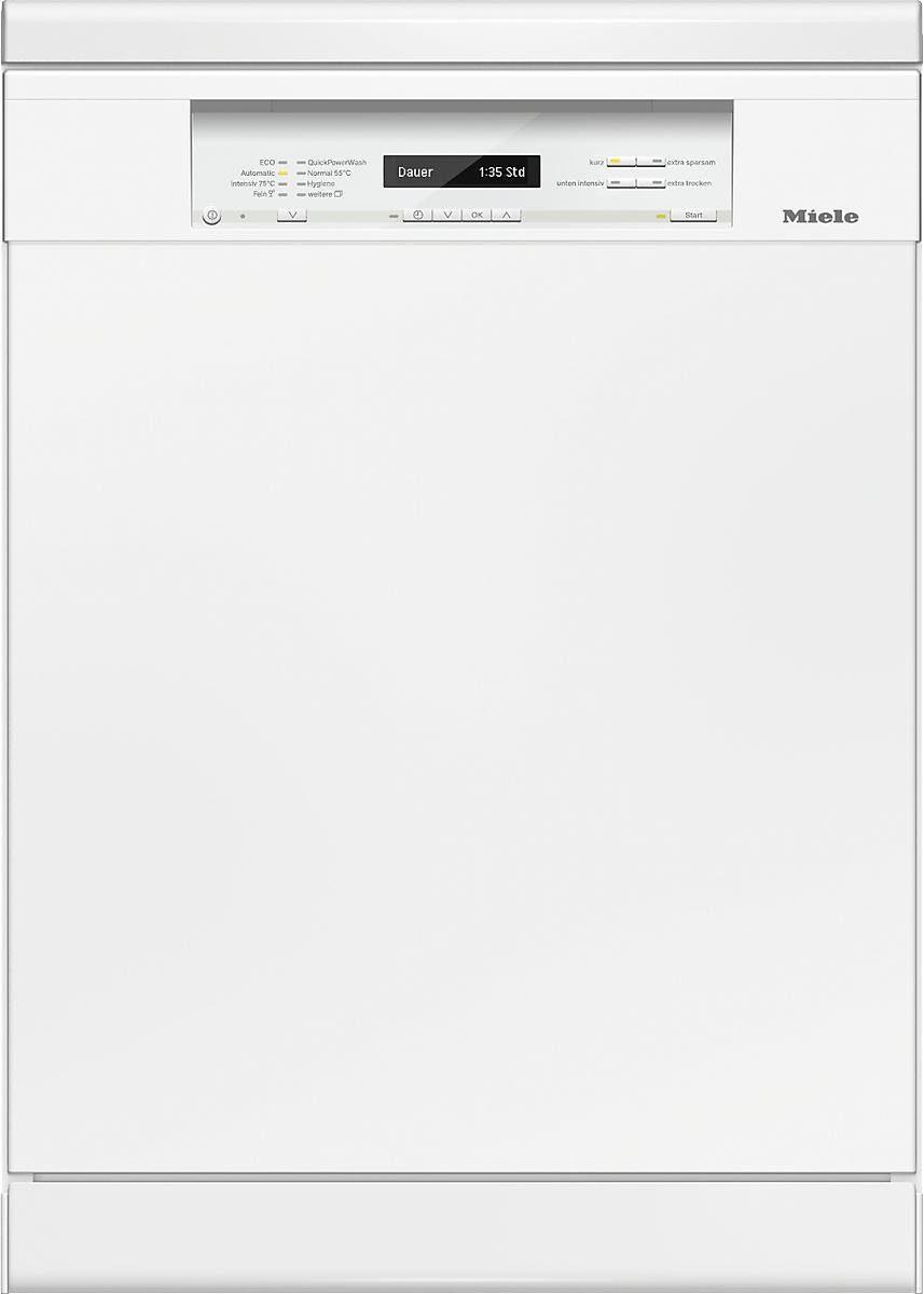 MIELE Geschirrspüler G 6820 SC BRWS, A+++, 9,9 Liter, 14 Maßgedecke