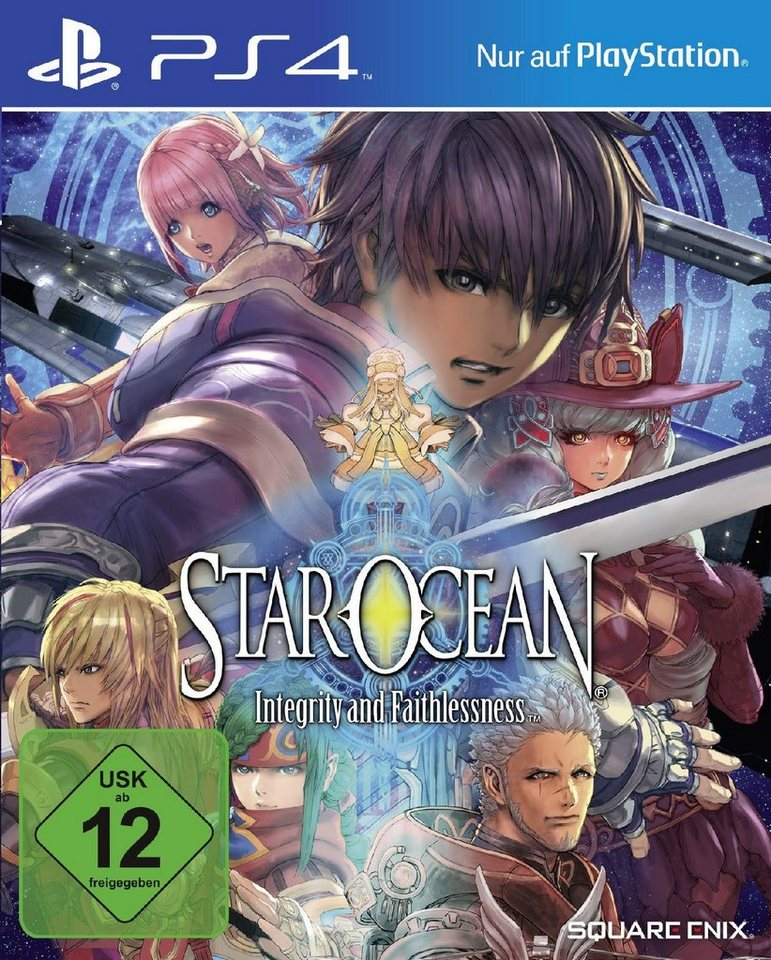 SquareEnix Star Ocean: Integrity and Faithlessness »(PS4)«