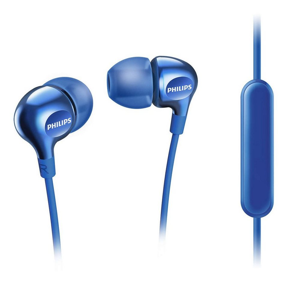 Philips InEar Universal Headset »SHE3705/00« in blau