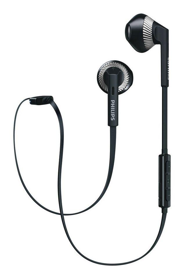 Philips InEar Bluetooth Kopfhörer »SHB5250/00« in schwarz