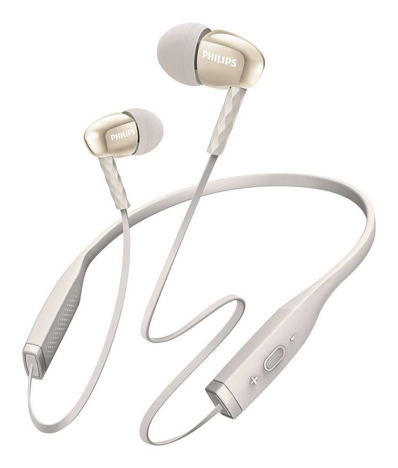 Philips In-Ear Headset inkl. NFC »SHB5950/00« in weiss