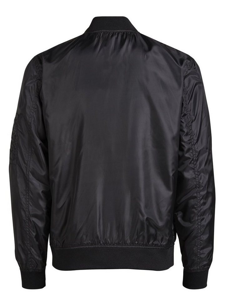 Jack & Jones Leichte Blouson- Jacke in Black