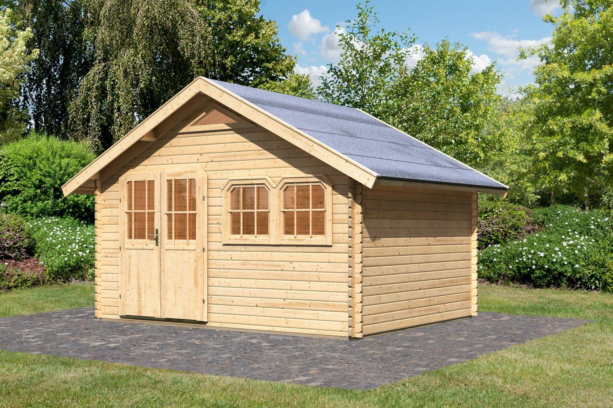 Gartenhaus »Doderic 3«, BxT: 402x282 cm