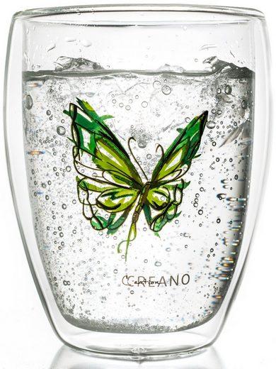 Creano Thermoglas »Colourfly«, Glas