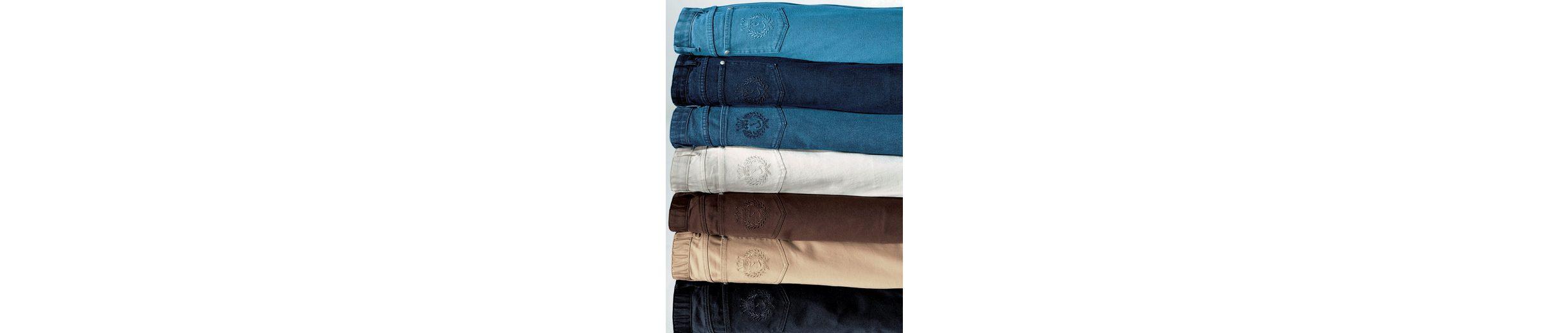 Collection L. Jeans in gerader Schnittführung Gutes Verkauf Günstiger Preis Vorbestellung Für Verkauf Hmf2t