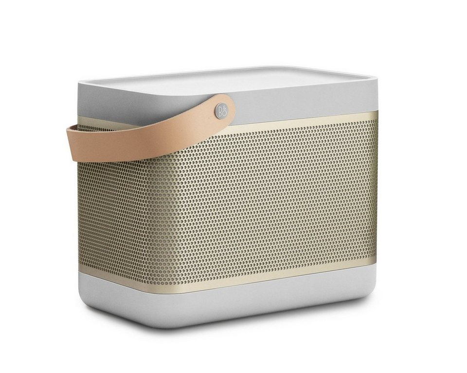 B&O-Play Bluetooth Lautsprecher »BeoPlay Beolit 15« in natural champagne