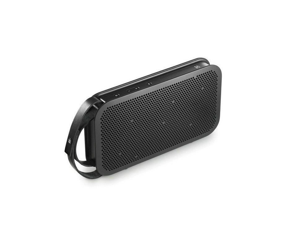 B&O-Play Bluetooth Lautsprecher »BeoPlay A2« in black