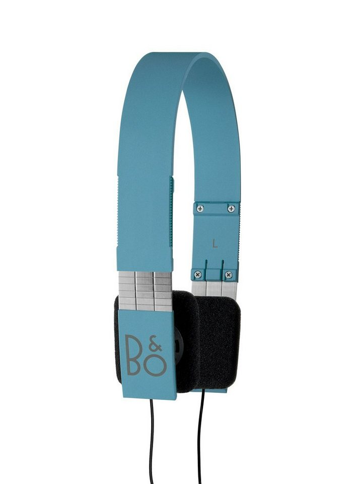 B&O-Play leichter On-Ear Kopfhörer »BeoPlay Form2i« in blue