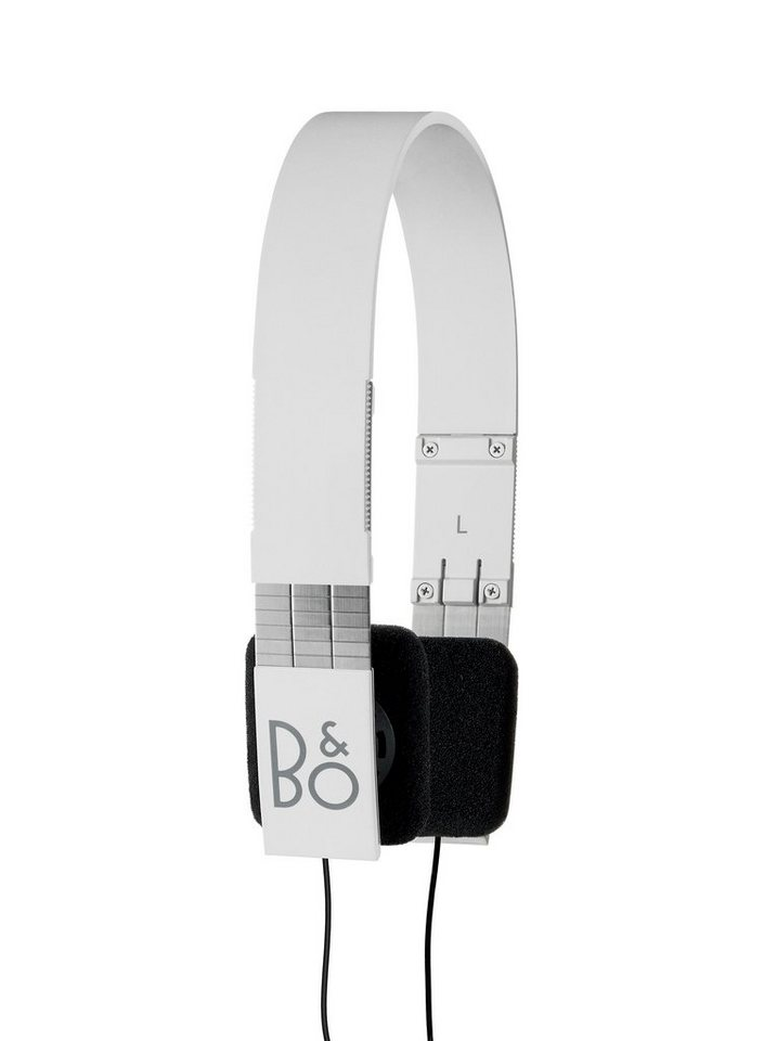 B&O-Play leichter On-Ear Kopfhörer »BeoPlay Form2i« in white
