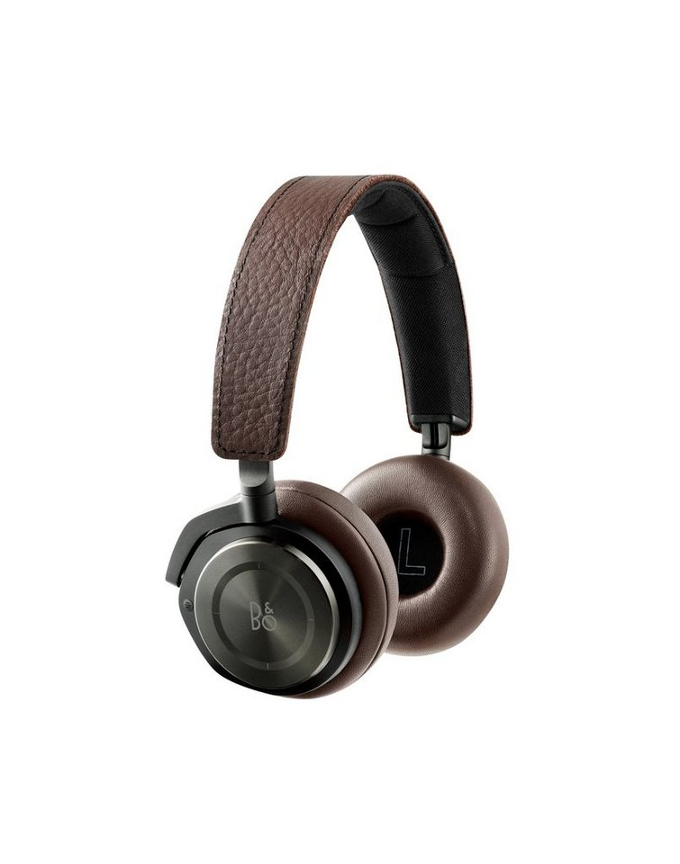 B&O-Play Bluetooth ANC On-Ear Kopfhörer »BeoPlay H8« in gray hazel