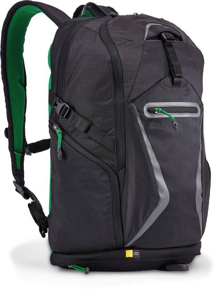 """Caselogic Sportlicher 15,6"""" Notebook-Rucksack »Griffith Park« in black"""