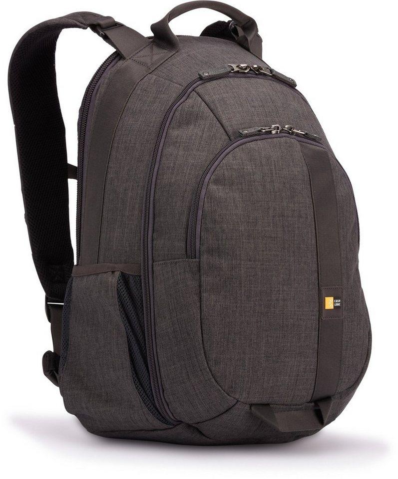 """Caselogic Rucksack mit 15,6"""" Laptop- und Tabletfach »Berkeley Plus« in silver"""