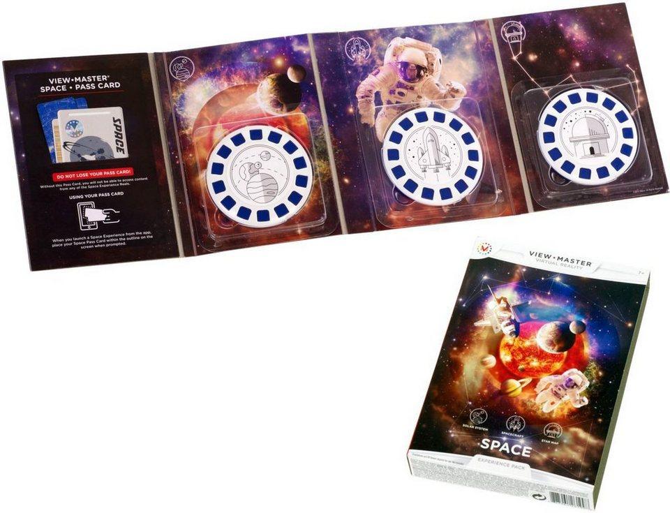 Mattel View Master® Erweiterungspack, »Weltraum«