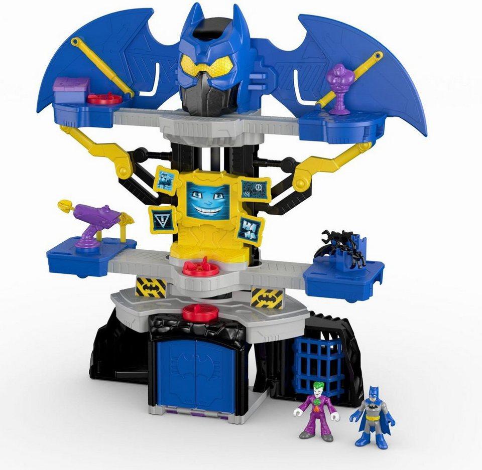 Mattel, Spielset, »Verwandlungsaction Batmanhöhle«