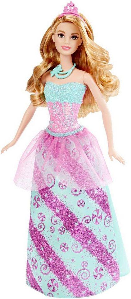 Mattel Puppe mit Accessoires, »Barbie Bonbon Prinzessin«