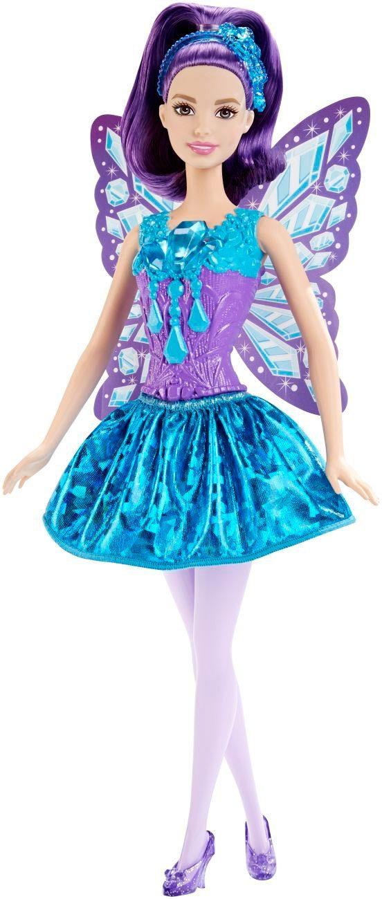 Mattel Puppe mit funkelnden Accessoires, »Barbie Juwelenfee«