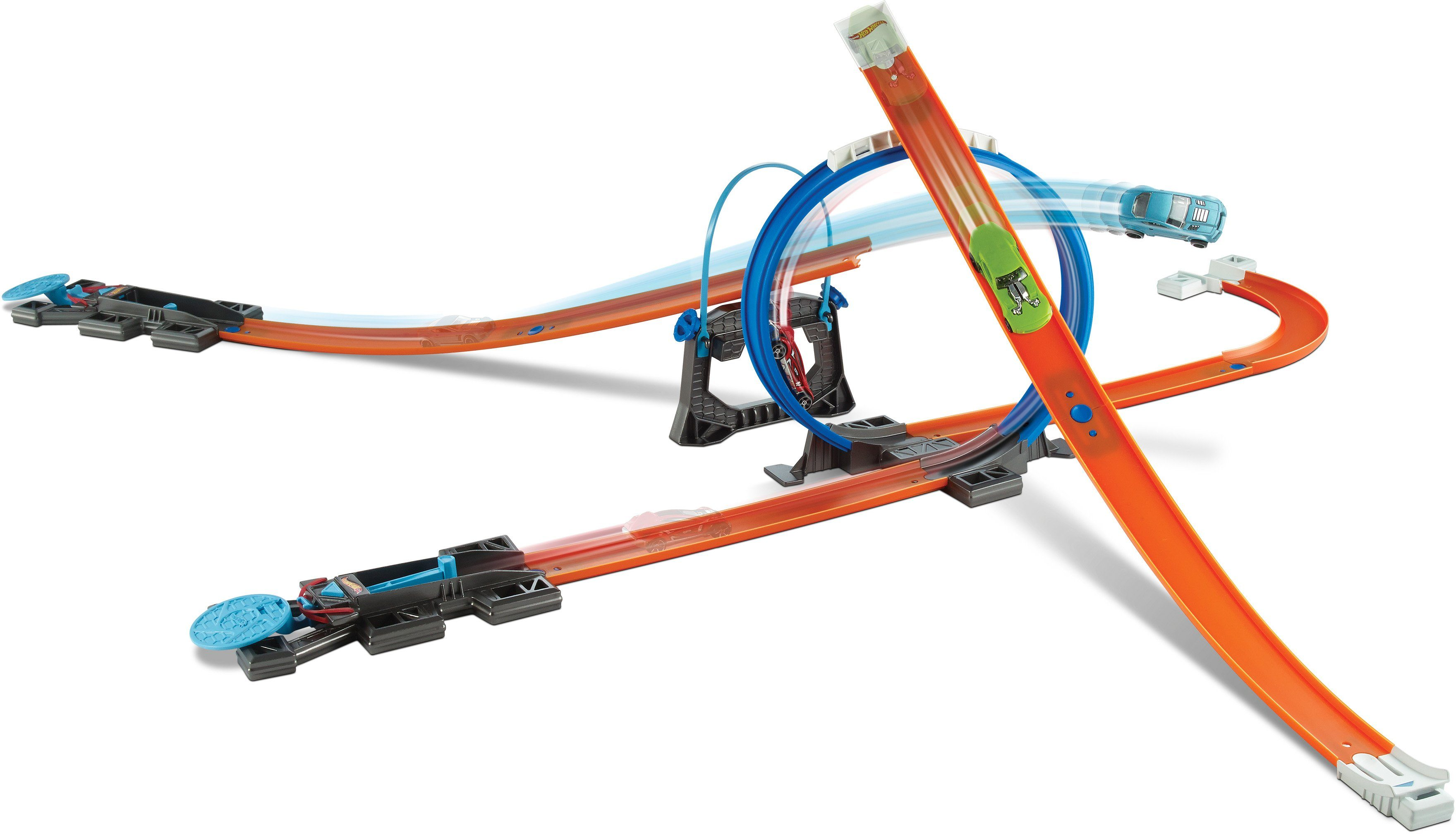 Mattel, Spielset, »Hot Wheels® Track Builder Starter Set«