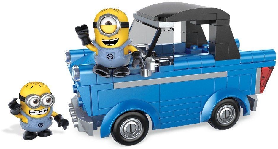 Mattel Spielfahrzeug, »Mega Bloks, Ich einfach unverbesserlich Motor Mischief«