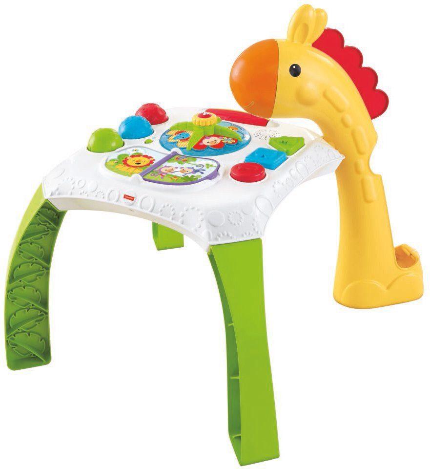 Fisher Price Spieltisch mit abnehmbaren Beinen, »Tierfreunde Spieltisch«