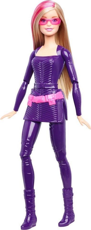 Mattel Puppe mit Agententool, »Barbie Das Agententeam - Barbie Geheimagentin«