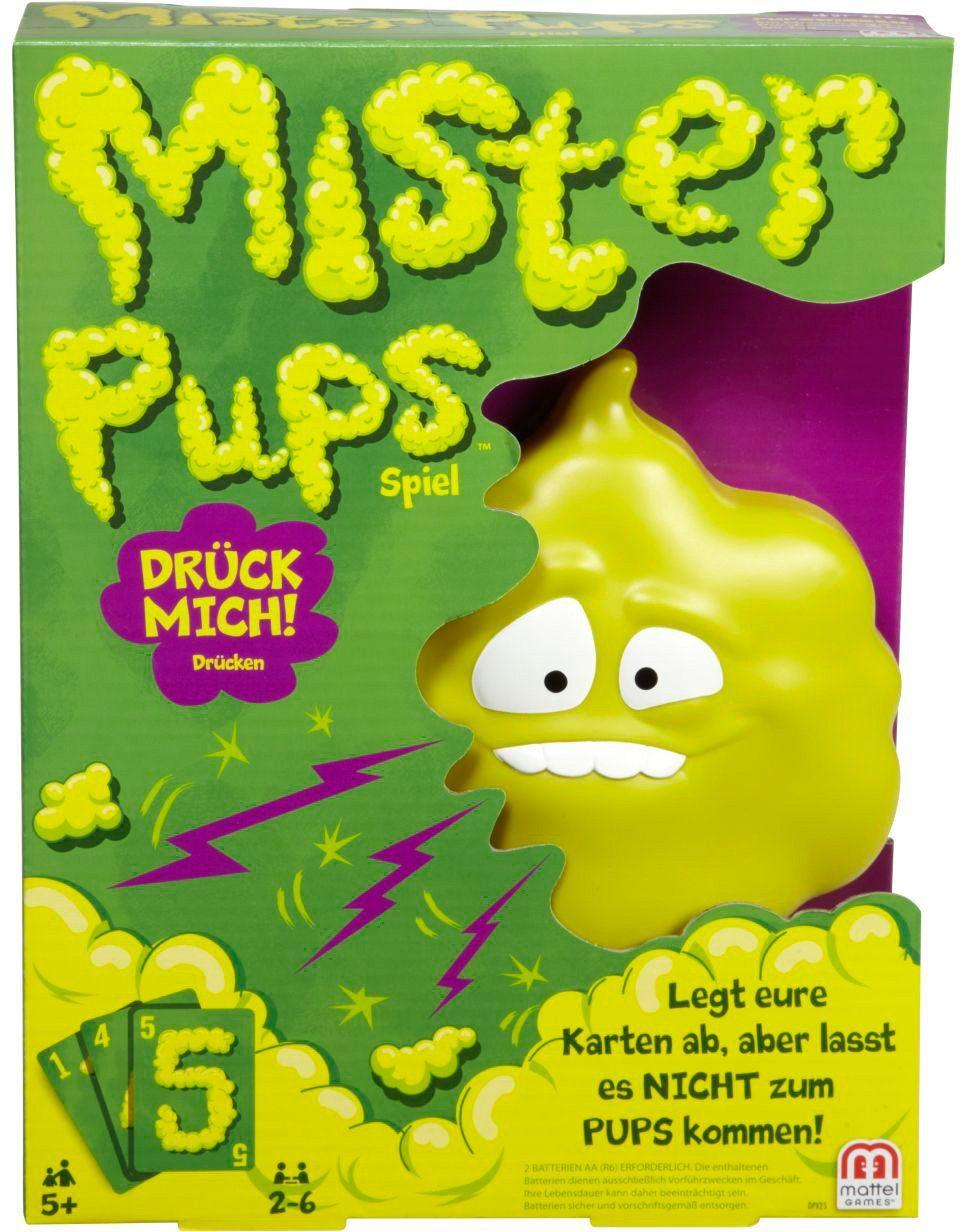 Mattel Kartenspiel »Mattel Games Mister Pups«