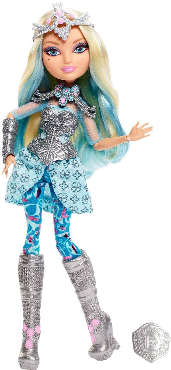 Mattel Puppe mit Schild, »Ever After High Drachenspiele Darling«