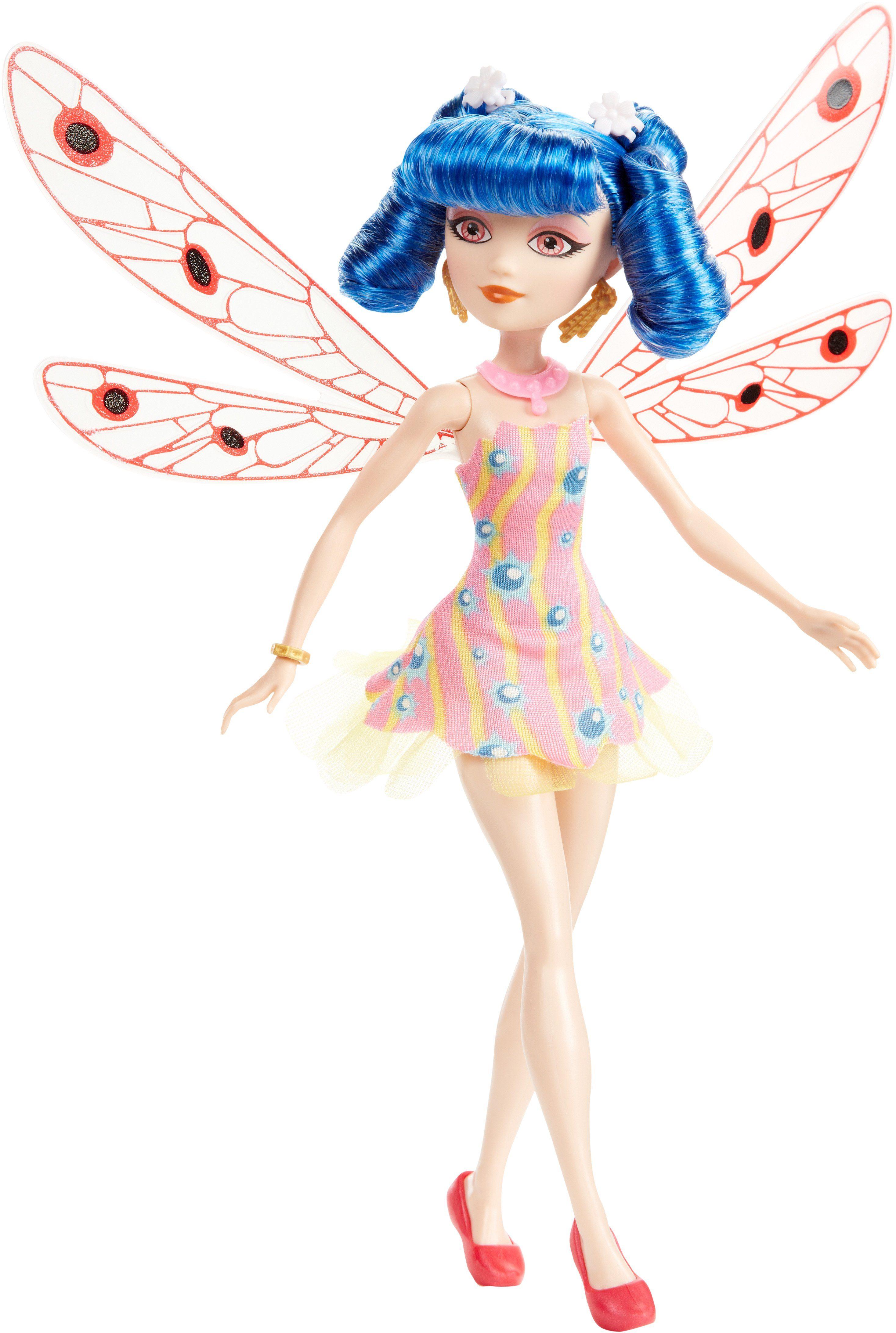 Mattel, Puppe mit Flügeln, »Mia and Me Lasita Puppe«