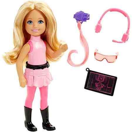 Barbie Das Agenten Team