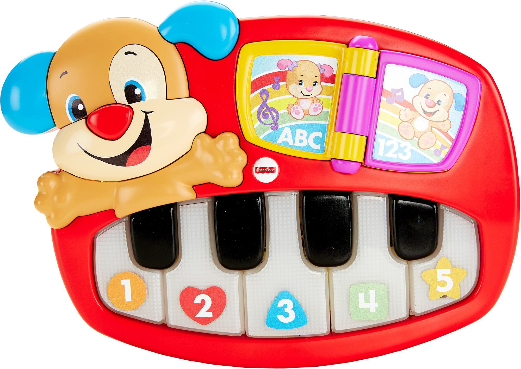 Fisher Price Elektronisches Babyspielzeug, »Lernspaß Piano«