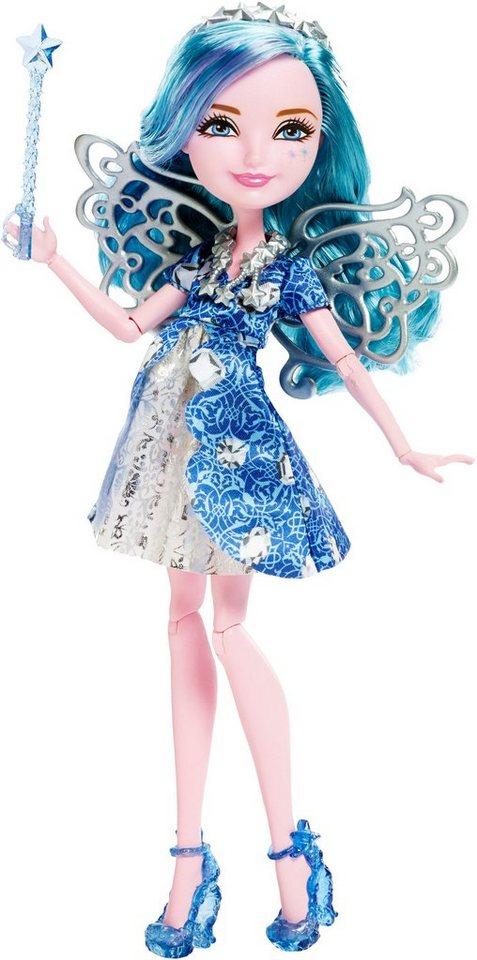 Mattel Puppe mit Zauberstab, »Ever After High Farrah Goodfairy«