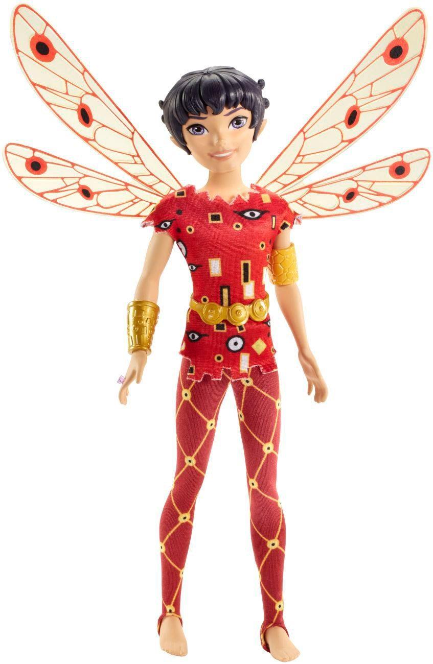 Mattel, Puppe mit beweglichen Flügeln, »Mia and Me Prinz Mo«