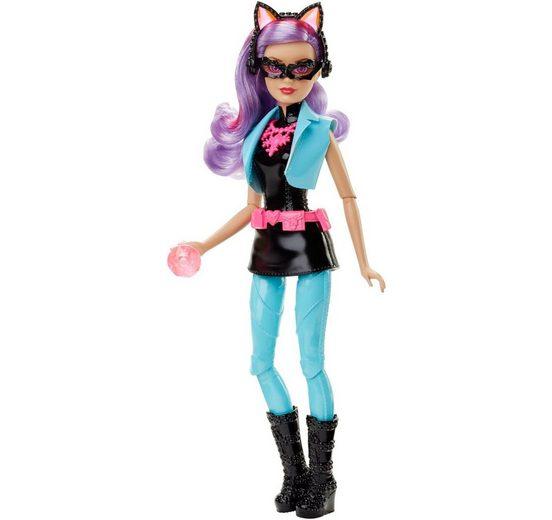 Mattel Puppe als Schurkin, »Barbie das Agententeam - Die Katzendiebin«