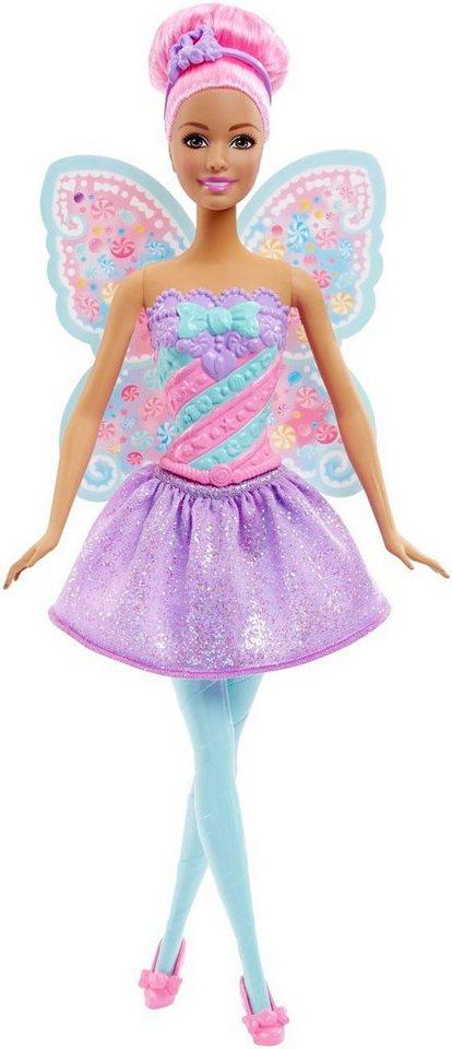 Mattel Puppe mit Flügeln, »Barbie Bonbon Fee«
