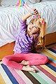 Mattel® Meerjungfrauenpuppe »Barbie Dreamtopia Regenbogenlicht-Meerjungfrau, blond« (Set, Barbie 4 Königreiche), Bild 7