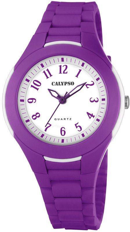 Calypso Armbanduhr, »K5700/3« in lila