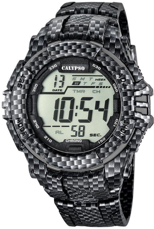 Calypso Chronograph, »K5681/7« in grau-schwarz