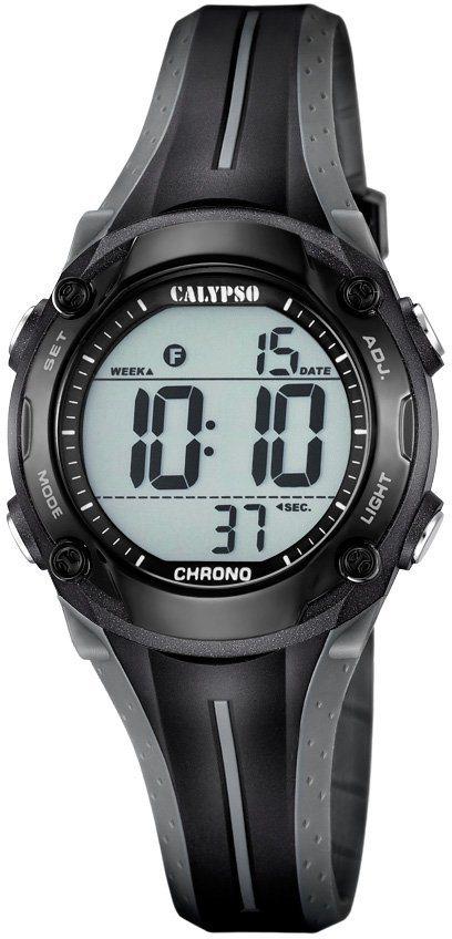 Calypso Chronograph, »K5682-6« in schwarz-grau