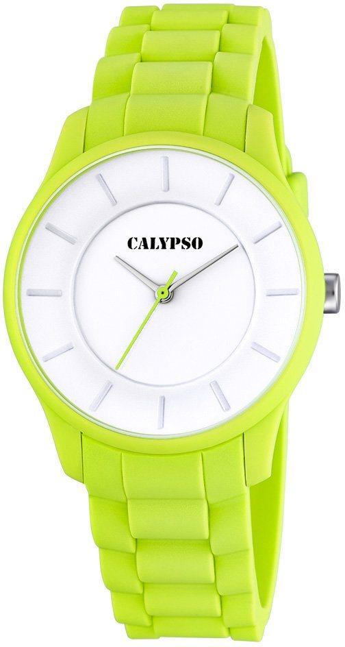 Calypso Armbanduhr, »K5671/5« in grün
