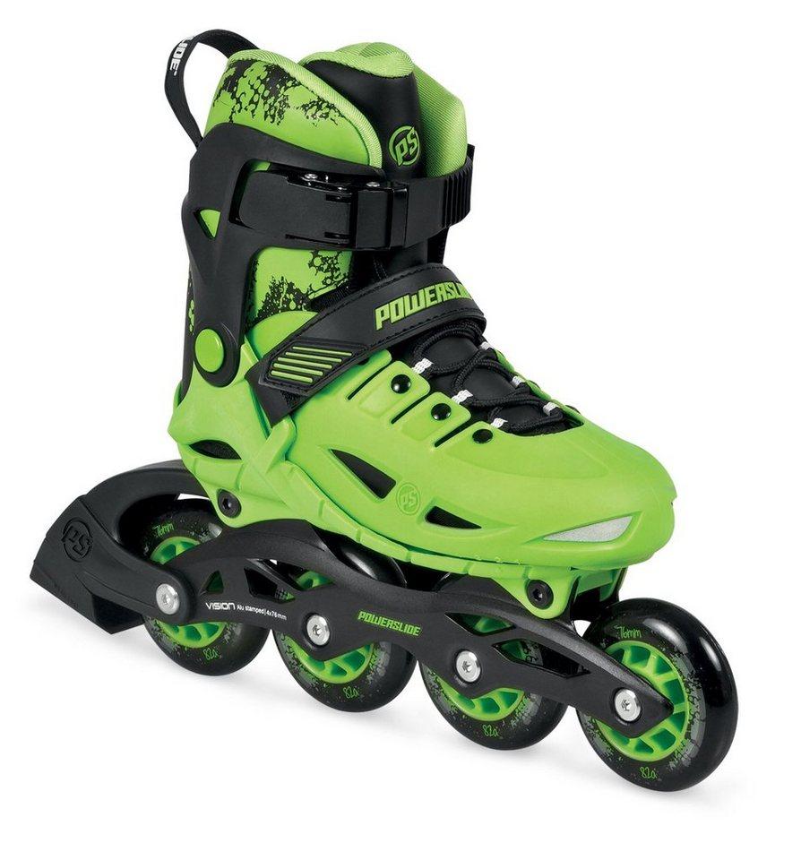 Powerslide Inline Skates, Jungen, grün, »Phuzion Universe Kids« in grün