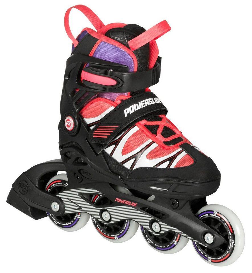 Powerslide Inline Skates, Mädchen, rosa-lila, »Phuzion Orbit Kids« in rosa-lila